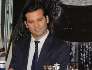 Santiago Solari: CR.