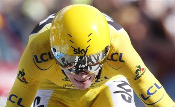Chris Froome: Le Tour.