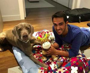 Contador y su perro: @acontadoroficial.