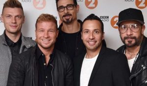 Backstreet Boys: Instagram.