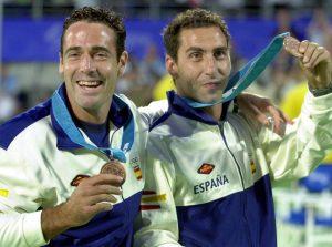Más héroes del tenis olímpico español: Álex Corretja y Albert Costa, bronce en Sídney 2000: Andreu Dalmau-EFE.