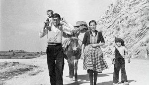 """Portada del álbum fotográfico """"España años 50"""", de Carlos Saura. Esta es la época en la que el Madrid ganó las Cinco Célebres."""