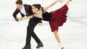 Kirill Khaliavin y Sara Hurtado en los Juegos Olímpicos de Invierno 2018: Telemadrid.