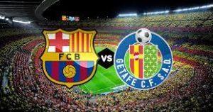 Barça-Geta, este sábado a las 16.00 horas: Milanuncios.