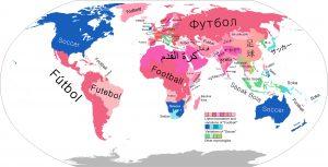 ¿Cómo llaman en cada lugar del mundo al deporte de Maradona?: Mundo TKM.