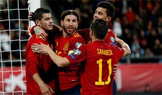 Selección española: Getty Images.