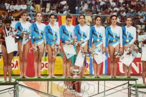 Las campeonas del Mundo en Atenas 91: Wikipedia.
