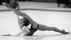 Marta Bobo, una de las mejores gimnastas de la década de los 80: EFE.