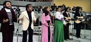 Mocedades fueron los encargados de representar a España en el festival de Eurovisión 1973: You Tube.