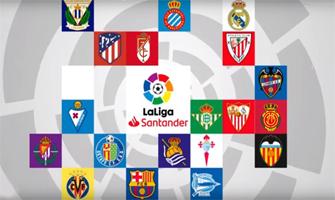 Escudos de los equipos que han jugado en Primera División durante la temporada 2019/2020: Mundo Deportivo.