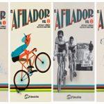 """Colección """"El afilador"""": Libros de ruta."""