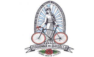 Representación de la Madonna del Ghisallo con una bicicleta: Pinterest.