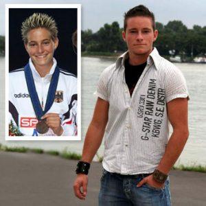 Ivonne Buschabaum, medallista europea en 2002, vive ahora como Balian: Marca.