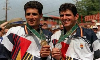 Miguel Induráin y Abraham Olano, primer doblete olímpico español: Ciclo 21.