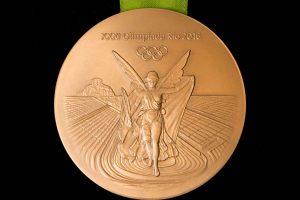 Así era la medalla de oro en los Juegos Olímpicos de Río 2016: Sport You.