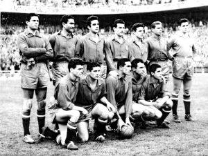 Once titular de la selección española se disputó contra Turquía el billete a Suiza 74: Archivo Agencias.