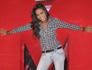 Lara Álvarez en sus tiempos como presentadora de Marca TV: Marca.