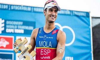 Mario Mola: EFE.