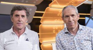 Acostumbrada a ver ciclismo con Perico Delgado y Carlos de Andrés en TVE, me ha sido raro ver el Giro en Eurosport: RTVE.