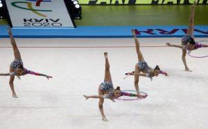 Israel, oro en la general del Campeonato de Europa de Gimnasia Rítmica 2020: Agencias.