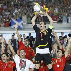 Júrame que no fue un sueño, que España ganó de verdad la Eurocopa en 2008: Reuters.