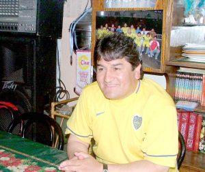 El fundador del Real Madrid de Río Grande: Tano Hernández: El Sureño.