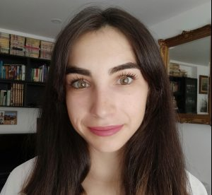 La periodista deportiva y youtuber Maribel de Jesús: Foto cedida por Maribel de Jesús.