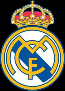 Escudo del Real Madrid.