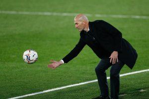 Zinedine Zidane ha ganado un voto de confianza después del derbi madrileño: AFP.