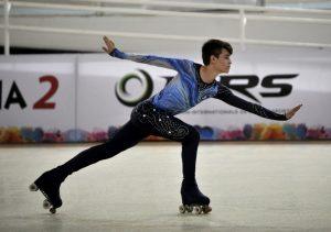 Sergio Canales es una referencia en España del patinaje artístico sobre ruedas: RFEP.
