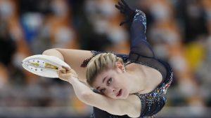 Alena Kostornaia, la gran diva de esta generación de patinaje: RTVE.