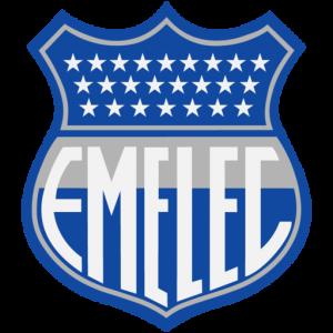 Escudo del Emelec, uno de los dos grandes equipos de la ciudad de Guayaquil junto con el Barcelona.