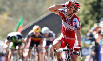 Purito Rodríguez llega el primero a la meta: ASO.