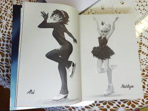 Ari y Nastya, ilustraciones de Raquel Martínez: Ravelo.