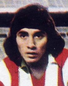 Cacho Heredia fue uno de los jugadores por los que a los atléticos los llaman 'indios': Archivo Internet.