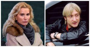 Eteri Tutberidze y Evgeni Plushenko: Agencias.