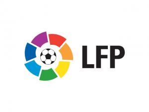 Logotipo de la Liga de Fútbol Profesional.