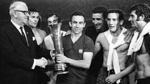 El Barça es el equipo más laureado de la Copa de Ferias: Sport.