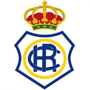 Escudo del Recreativo de Huelva.