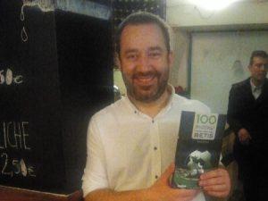 """Daniel Gil Pérez, autor del libro """"100 motivos para ser del Betis"""": Manquepierda.com."""