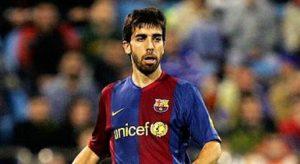 Oleguer Presas cuando jugaba en el Barça: Agencias.