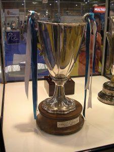 La Recopa de Europa que ganó el Zaragoza en 1995: Willtron.