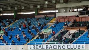 En Segunnda B ha habido público en los estadios esta temporada: Marca.