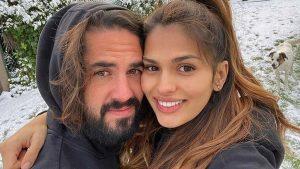 Isco Alarcón y su novia, Sara Sálamo: Instagram.