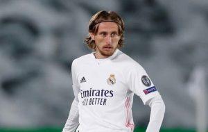 Luka Modric: Instagram.