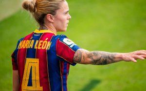 Mapi es el dorsal número 4 del Barcelona: Twitter.