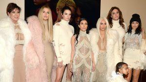 Clan Kardashian-Jenner: Agencias.
