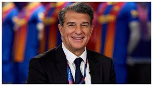 Joan Laporta: FCB.