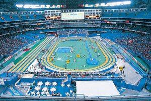 Pista de atletismo indoor: Google Sites.