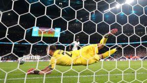 Donnaruma detiene el penalti a Saka dando así a Italia la Eurocopa 2020: Agencias.